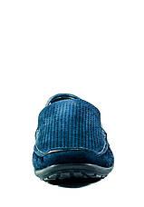 Мокасины подростковые MIDA 3333-5 синие (36), фото 2