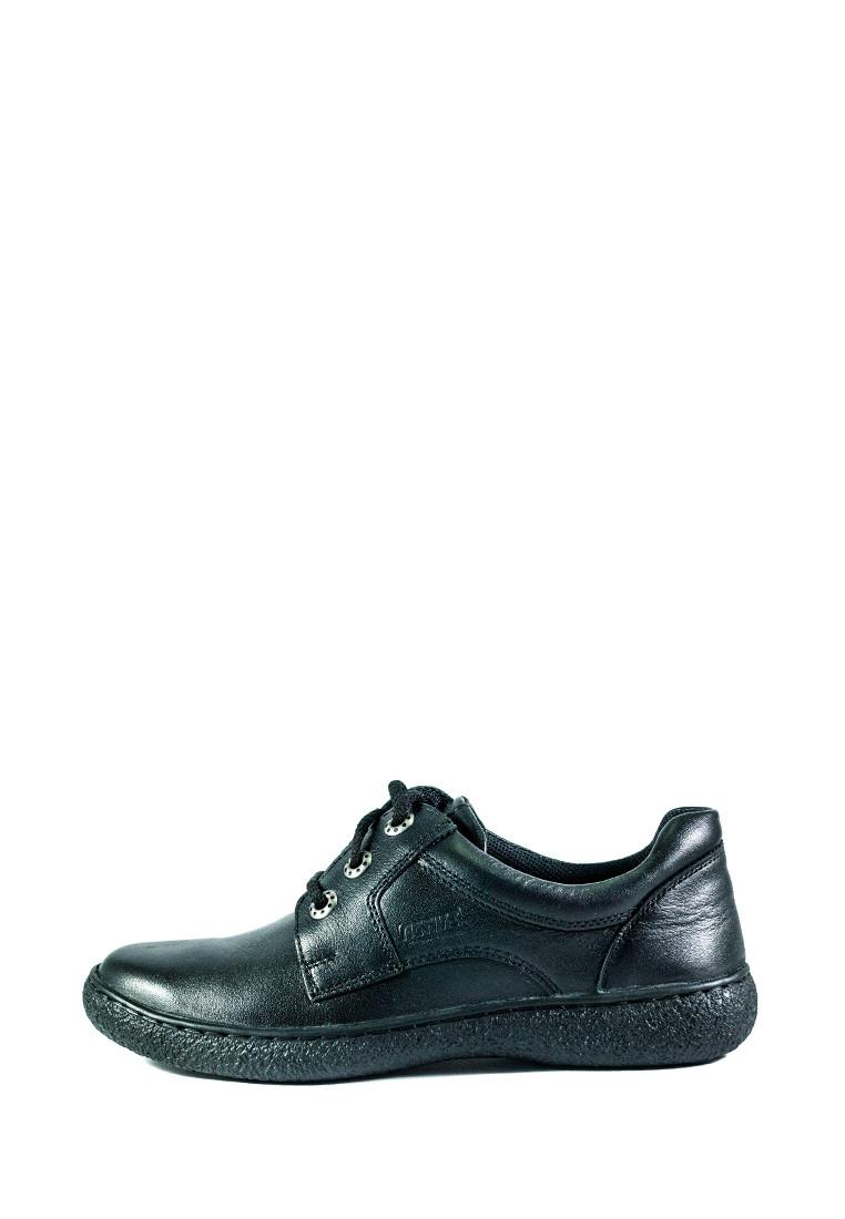 Туфлі підліткові MIDA чорний 16066 (36)