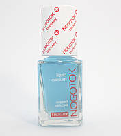 Лечебный лак для ногтей Nogotok - Therapy №05 Жидкий кальций 12ml