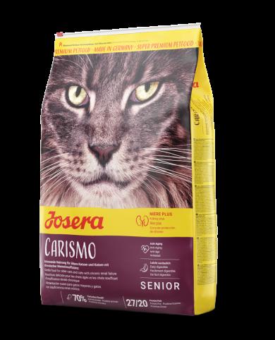 Josera Carismo 0,4 кг корм для котів з підтримкою роботи нирок Каризмо