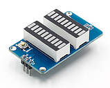 DIY Усилитель мощности 2*50 Вт TPA3116D2 плата +измеритель уровня + Bluetooth 5,0  модуль, набор сделай сам., фото 4