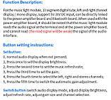 DIY Усилитель мощности 2*50 Вт TPA3116D2 плата +измеритель уровня + Bluetooth 5,0  модуль, набор сделай сам., фото 8