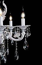 Люстра свічка L77567HQ/6 (FGD+LGWT), фото 2
