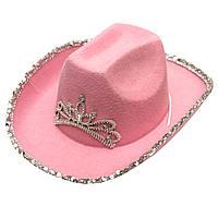 Шляпа розовая, (461288-1)