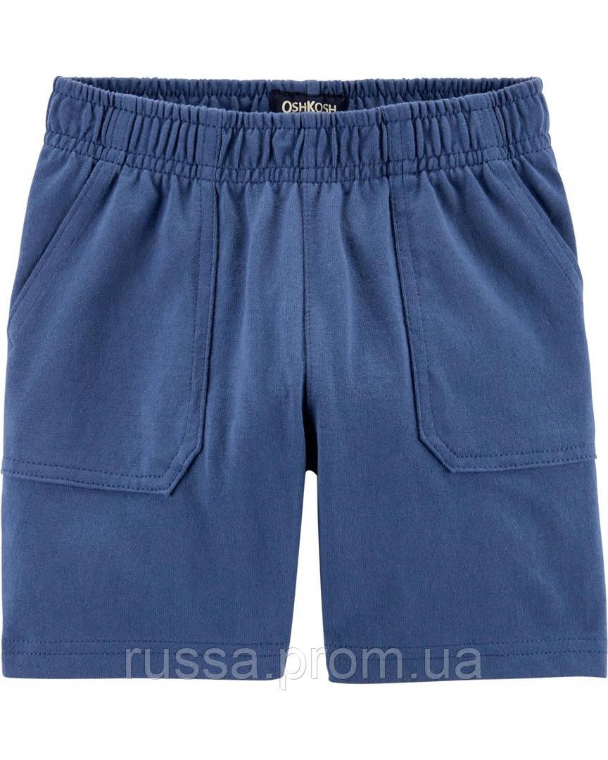 Синие летние шорты ОшКош для мальчика