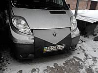 Утеплитель радиатора Renaut Trafic OPEL Vivaro Nissan Primastar
