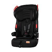 Детское автокресло черное CARRELLO Premier CRL-9801/2 Black Panther деткам от 1 года до 12 лет