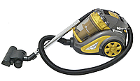 Пылесос циклонный (без мешка) MS 4408 220V/3600W HEPA фильтр с турбощеткой