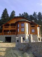 Строительство деревянных домов (срубов)