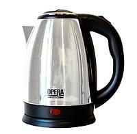 Электрический чайник Opera 2л дисковый