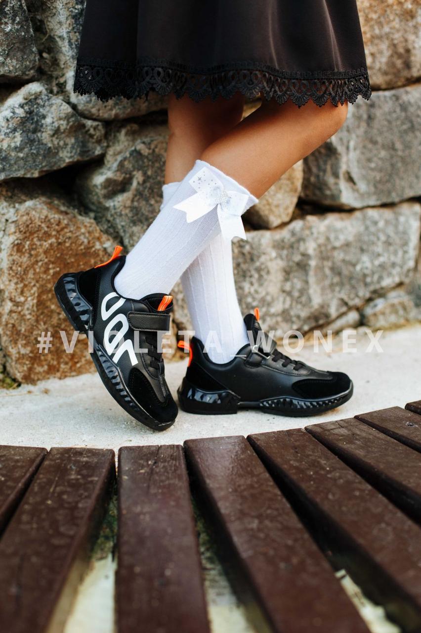 Кроссовки Violeta 200-64K black