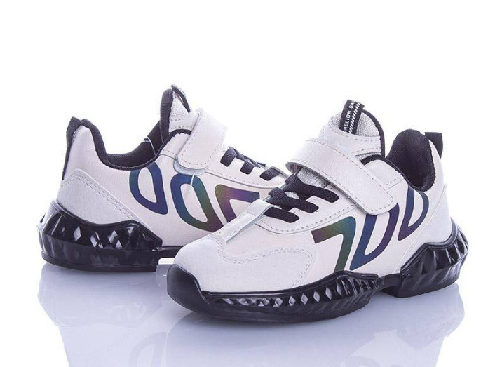Кроссовки Violeta 200-64K white