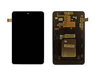 Дисплей Asus MeMO Pad HD 7 complete with frame Black (ME173X / 1A015A)