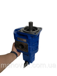 CBG3100 Насос гідравлічний здвоєний XCMG, Petronick, SDLG, Foton