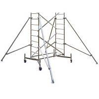 Угловая опора - стабилизатор для алюминиевой вышки