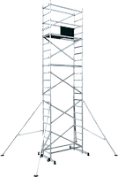 Вышка тура алюминиевая надстройка 2.0 (м)