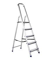 Лестница стремянка алюминиевая 5 ступеней, фото 2