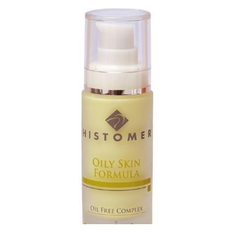 Histomer Oily Skin Oil Free Complex - Сыворотка матирующая для жирной кожи 30 мл