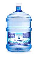 Вода питна озонована бутильована «EQWELLY», 18,9 л