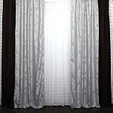 "Шторы из ткани блекаут ""Лён"" Код 014дк (291-546), фото 6"