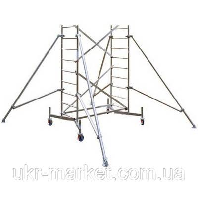 Угловая опора - стабилизатор для алюминиевой вышки, фото 2