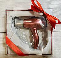 Шоколадный фен для волос. Шоколадные подарки. Подарки женщинам.