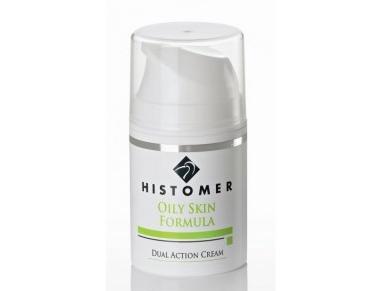 Histomer OILY SKIN Dual Action Cream Крем двойного действия Anti-age для жирной кожи 50 мл