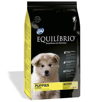 Сухой корм Equilibrio Dog для щенков средних пород, 0,07 кг