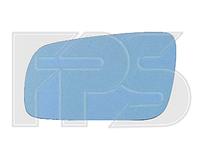 Вкладыш зеркала лев. с обогр. асферич. голубое BIG Volkswagen Golf 1997-03