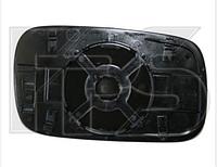 Вкладыш зеркала прав. с обогр. выпукл. Volkswagen Caddy 1995-04