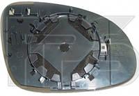 Вкладиш дзеркала лівий з обігрівом SUPERB 02-08