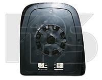 Вкладыш зеркала правый с обогр вверхний IVECO DAILY 06-