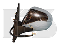 Дзеркало ліве електро з обігрівом хром 5pin Hover 2005-09