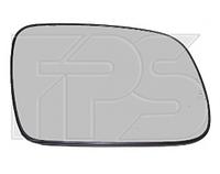 Вкладиш дзеркала правий з обігрівом 2003-06 Xsara 1997-06
