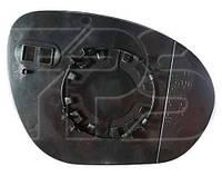 Вкладиш дзеркала правий з обігрівом Nissan Juke 2010-15