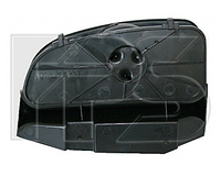 Вкладиш дзеркала правий з обігрівом нижній Boxer 2002-06
