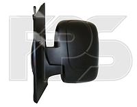 Зеркало правое электро с обогревом текстурное SINGLE GLASS с датчиком температуры Expert 2007-12