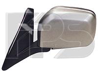 Зеркало левое электро без обогрева Pajero 1991-99