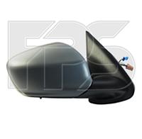 Дзеркало праве електро з обігрівом 7pin з датчиком температури 301 2013-