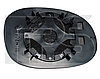 Вкладиш дзеркала правий з обігрівом 1997-03 Xsara 1997-06