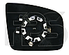 Вкладыш зеркала левый с обогревом асферич Vito 2010-