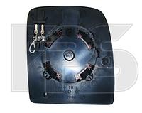 Вкладиш дзеркала правий з обігрівом TWIN GLASS верхній Expert 2007-12