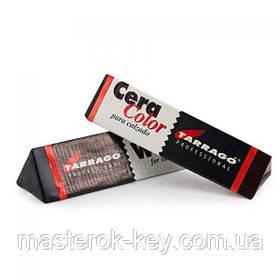 Воск-карандаш для подошв, рантов и каблуков Tarrago Filling Wax 120 гр цвет черный
