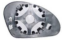 Вкладыш зеркала правый с обогревом выпуклый Toledo 2005-09