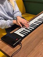 Гибкое пианино 88 клавиш