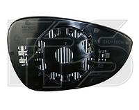 Вкладыш зеркала левый с обогревом Fiesta 2013-