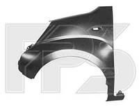 Крыло переднее левое для Fiat Fiorino 2008-