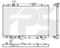 Радиатор охлаждения автомобильный основной ACURA MDX 06-13