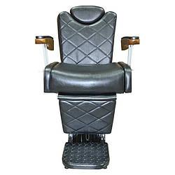 Мужское парикмахерское кресло Barber для барбершопа 0119