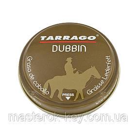 Защитный жир для гладкой и жированной кожи Tarrago Dubbin Tin 100мл черный